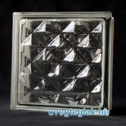pyramid üvegtégla