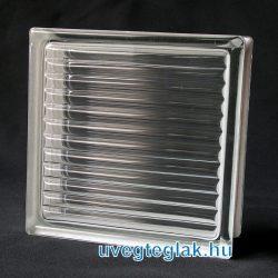 paralline  üvegtégla