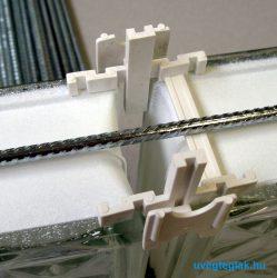 Merevítő vasalat 110cm